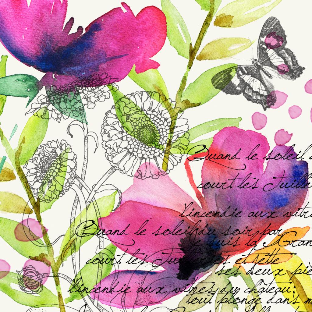 Serviette_Blume_Schmetterling_Paper+Design_Aquarell_bunt_froehlich_2016