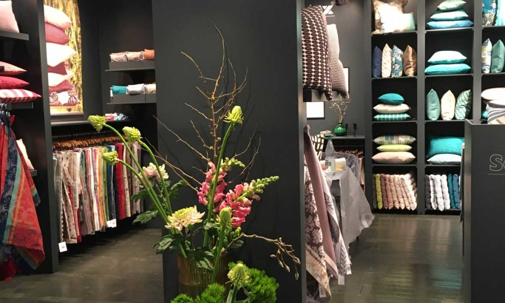 Scantex – Stall Decoration Heimtex and Ambiente 2019